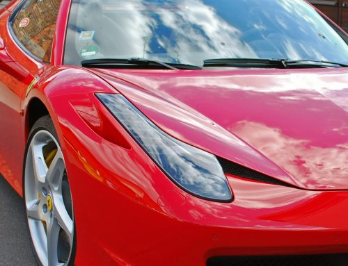 Supercar Finance Website Relaunch